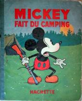 Mickey (Hachette) -5- Mickey fait du camping