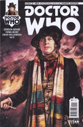 Doctor Who: The Fourth Doctor -1- Gaze of the Medusa - Part 1