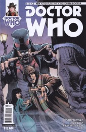 Doctor Who: The Fourth Doctor -2- Gaze of the Medusa - Part 2