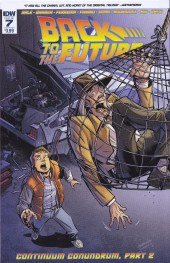 Back to the Future (2015) -7- Continuum Conundrum - Part 2