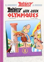 Astérix (albums Luxe en très grand format) -12- Astérix aux jeux olympiques