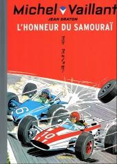 Michel Vaillant (Dupuis) -10Pub Auto p- L'honneur du samouraï