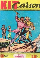 Kit Carson -203- Combat contre la fievre