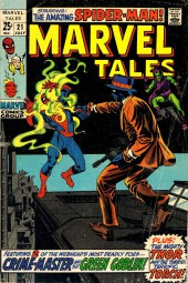 Marvel Tales (Vol 2) -21- Crime-Master and the Green Goblin!