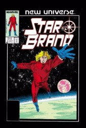 Star Brand (1986) -INT01- New Universe Volume 1
