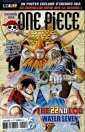 One Piece - La collection (Hachette) -22- The 22th Log