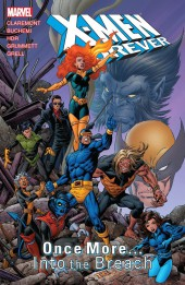 X-Men Forever (2009) -INT05- Once more... Into the Breach