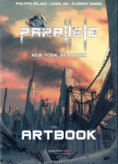 Parallèle -HS2- New York, New York - Artbook