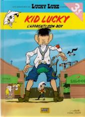 Kid Lucky -3Été- L'Apprenti cow-boy