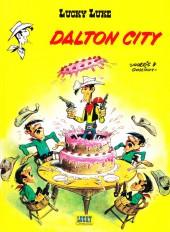Lucky Luke -34Été- Dalton City