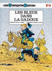 Les tuniques Bleues -13b1992- Les bleus dans la gadoue
