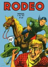 Rodéo -69- Numéro 69