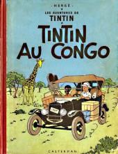 Tintin (Historique) -2B12- Tintin au Congo