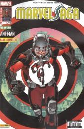 Marvel Saga (3e série - 2016) -1- Retour aux affaires