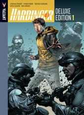 Harbinger (2012) -INTHC01- Deluxe edition 1