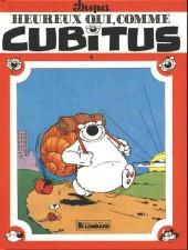Cubitus -6b87- Heureux qui, comme Cubitus