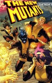 New Mutants Saga (The) (2009) - The New Mutants Saga