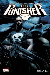Couverture de Punisher (Marvel Deluxe - 2013) -4- Barracuda