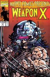 Marvel Comics Presents Vol.1 (Marvel Comics - 1988) -79- Weapon X - Chapter Seven