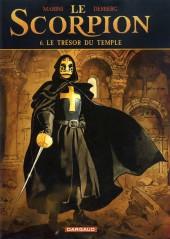 Le scorpion -6c- Le trésor du Temple