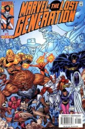 Marvel: The Lost Generation (2000) -112- It's Starting Again...