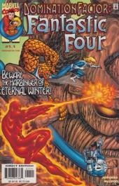 Domination Factor: Fantastic Four -1.1- Arrival