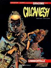 Gilgamesh (Wood/Olivera) -1- L'Immortale