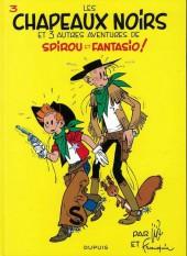 Spirou et Fantasio -3j14- Les chapeaux noirs et 3 autres aventures de spirou et fantasio
