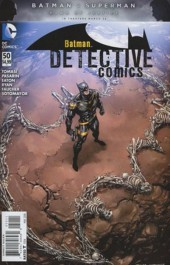 Detective Comics (2011) -50- The Bronze Age : Martyrs and Madmen