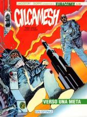 Gilgamesh (Wood/Olivera) -6- Verso una meta