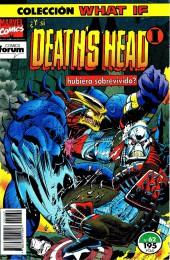 What If? (édition espagnole) -62- ¿Y si Death's Head I hubiera sobrevivido?
