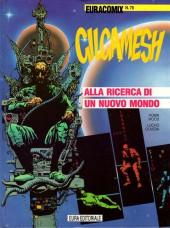 Gilgamesh (Wood/Olivera) -7- Alla ricerca di un nuovo mondo