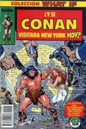 What If? (édition espagnole) -1- ¿Y si Conan visitara New York hoy?