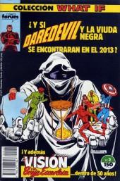 What If? (édition espagnole) -2- ¿Y si Daredevil y La Viuda Negra se encontraran en el 2013?