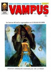 Vampus (Creepy en espagnol) -25- El regalo de boda
