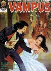 Vampus (Creepy en espagnol) -26- El grito del Dhampiro