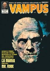 Vampus (Creepy en espagnol) -27- La momia contra Mr. Hyde