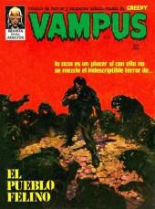Vampus (Creepy en espagnol) -28- El pueblo felino