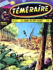 Téméraire (1re série) -3- La charge des képis blancs