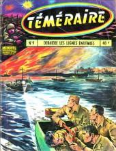 Téméraire (1re série) -9- Derrière les lignes ennemies