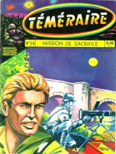 Téméraire (1re série) -24- Mission de sacrifice...