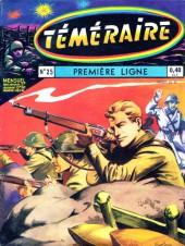 Téméraire (1re série) -25- Première ligne