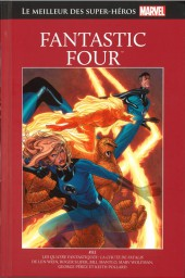 Marvel Comics : Le meilleur des Super-Héros - La collection (Hachette) -12- Fantastic Four