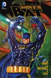 Batman: Shadow of the Bat (1992) -INT01- Batman: Shadow of the Bat Volume 1