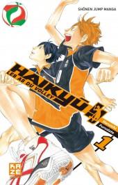 Haikyu !! Les As du Volley - Chapitre 1