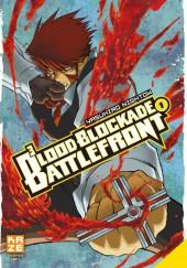 Blood Blockade Battlefront - Chapitre 1