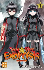 Twin Star Exorcists - Chapitre 1