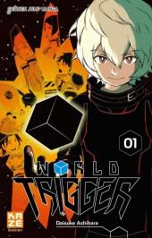 World Trigger - Chapitre 1