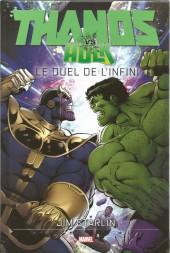 Thanos : La Trilogie de l'infini (2014) -HS01- Thanos vs Hulk : Le duel de l'infini