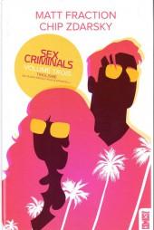 Sex Criminals -3- Triolisme (ou plan à trois et plus si affinités)